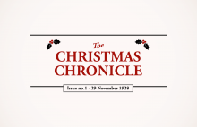 Cognito's Christmas Chronicle